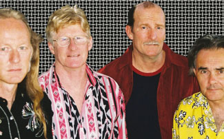 Since The Late Sixties And Early Seventies Chain Has Been Most Influential Blues Rock Band In Australia They Have Put An Indelible Stamp Of